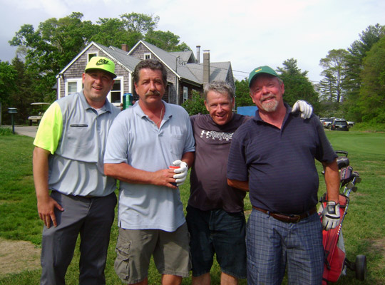 Teamsters Local No. 59 2015 Golf Tournament Photos