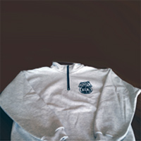 Teamsters Union Local No. 59 Quarter Zip Sweatshirt